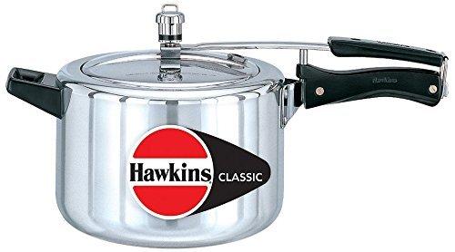 Hawkins Schnellkochtopf aus Aluminium 5 Liter