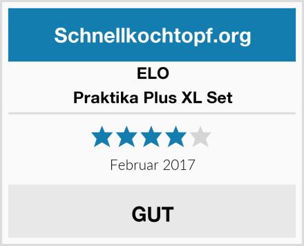 ELO Praktika Plus XL Set Test