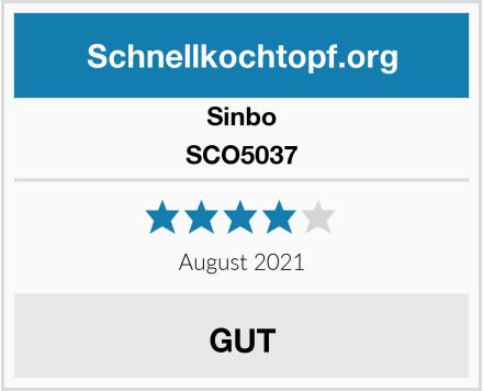 Sinbo SCO5037 Test