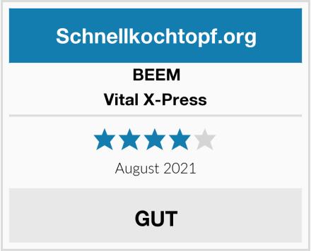 BEEM Vital X-Press Test