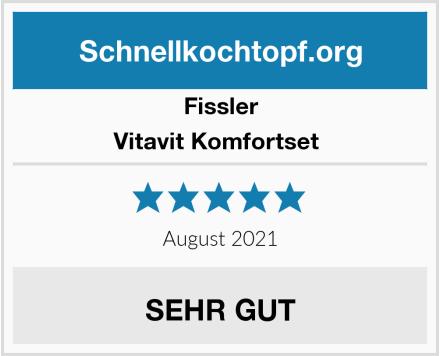 Fissler Vitavit Komfortset  Test