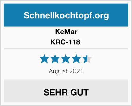 KeMar KRC-118  Test