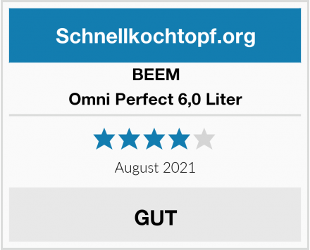 BEEM Omni Perfect 6,0 Liter Test