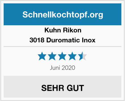 KUHN RIKON 3018 Duromatic Inox Test