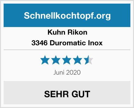 KUHN RIKON 3346 Duromatic Inox Test