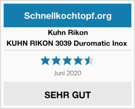 KUHN RIKON KUHN RIKON 3039 Duromatic Inox  Test