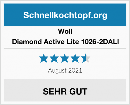 Woll Diamond Active Lite 1026-2DALI Test