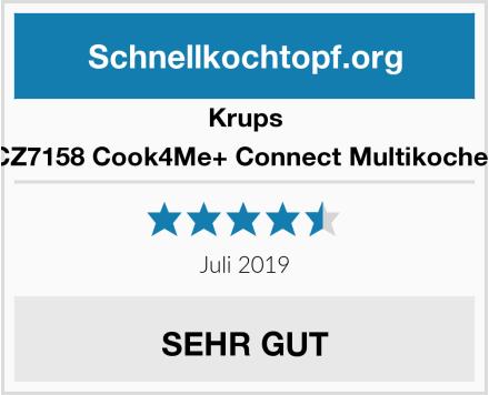 Krups CZ7158 Cook4Me+ Connect Multikocher Test