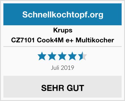 Krups CZ7101 Cook4M e+ Multikocher Test
