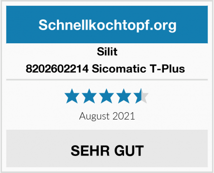 Silit 8202602214 Sicomatic T-Plus  Test