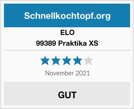 ELO 99389 Praktika XS  Test