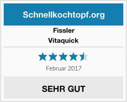 Fissler Vitaquick Test