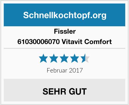 Fissler 61030006070 Vitavit Comfort Test