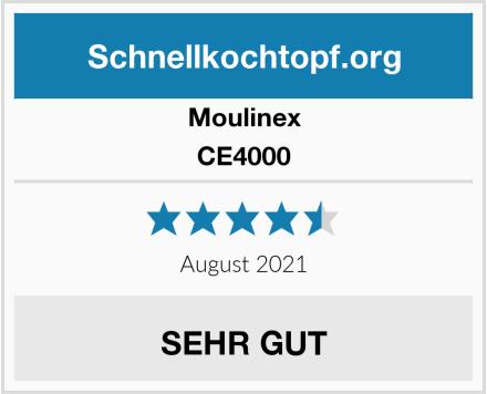 Moulinex CE4000 Test