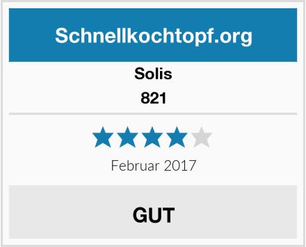 Solis 821 Test